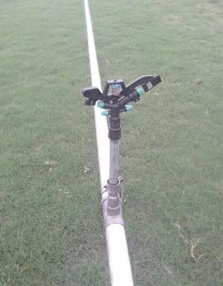 喷灌喷头安装工程